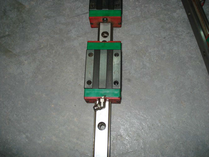CNC 100% HIWIN HGR20-1550MM Rail linear guide from taiwan cnc hiwin hgr25 3000mm rail linear guide from taiwan