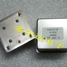 2 PCS OCXO ENE3311B ENE3311A 10 MHZ 5 V