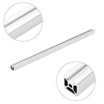 1 шт. прочный 500 мм длина 2020 одиночный Т-образный алюминиевый профиль экструзионная рама для ЧПУ