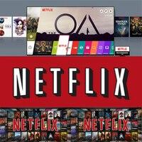 Netflix аккаунт 1 год HD использование для смарт телевизоров установить верхние коробки смартфоны Android IOS с 1 год стандартной гарантии