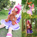 Game Daughters of Darkness Hero Annie Cosplay Costume