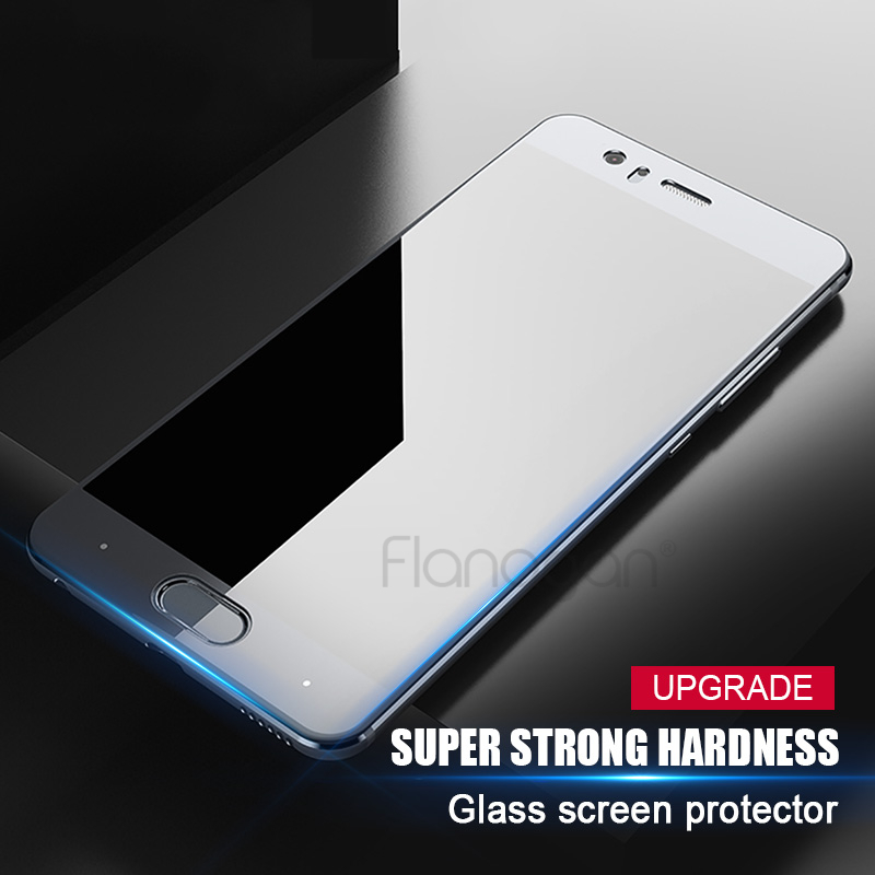Per Huawei P10 lite P10 Plus Screen Protector Trasparente Pieno copertura In Vetro Temperato per Huawei P10 lite Honor 9 temperato vetro