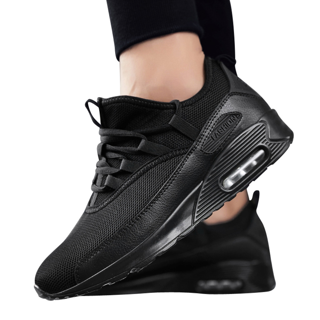 ISHOWTIENDA Sports-Shoes Runing Breathable Sneakers Couple Mesh Outdoor Casual New-Fashion