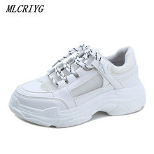 aaff22a7677 2019 New Arrived Brand Shoes For Woman Flat Heels Leisure Sneakers Women's Concise  White Black Lace
