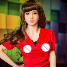 158cm Adult toy Real silicone sex dolls Skeleton Lifelike Masturbator Anal/ Oral Sexy Love doll Big breast SD08