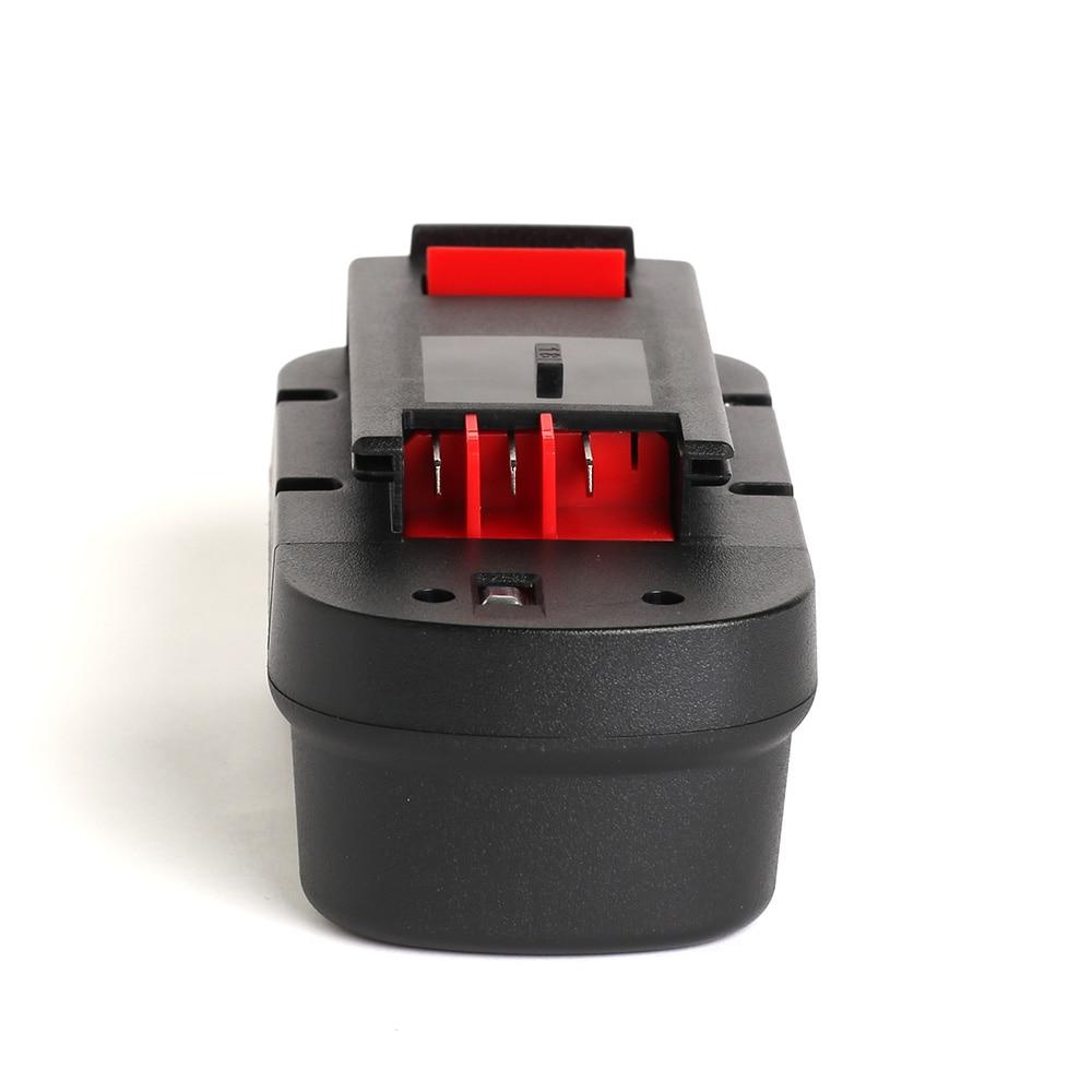 for Black&Decker 18V 3000mAh power tool battery FSB18,BD1834L,BD-1834L,B-8317,BPT1049,FSB 14,A18,HPB18,FS180BX,FS18BX,244760-00