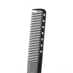 Image 4 - 6 Colors Professional Hair Combs Barber Hairdressing Hair Cutting Brush Anti static Tangle Pro Salon Hair Care Styling Tool