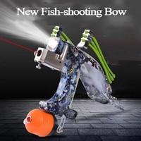 2019 new fishing slingshot hunting high quality catapult slingshot hunting fishing arrows For outdoor fishing shooting fish