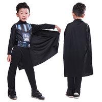 2018 Movie Star Wars Costumes Darth Vader Cosplay Halloween Boy Costumes Children S Jumpsuit To Play