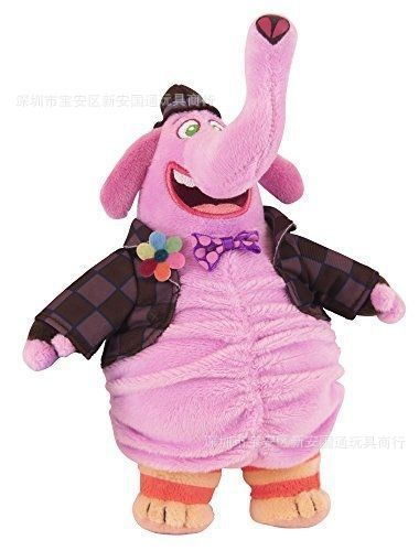 цена на 20cm Original Inside Out Bing Bong BingBong Pink Elephant Cute Soft Stuff Plush Toy Doll Kids Birthday Gift Drop Shipping