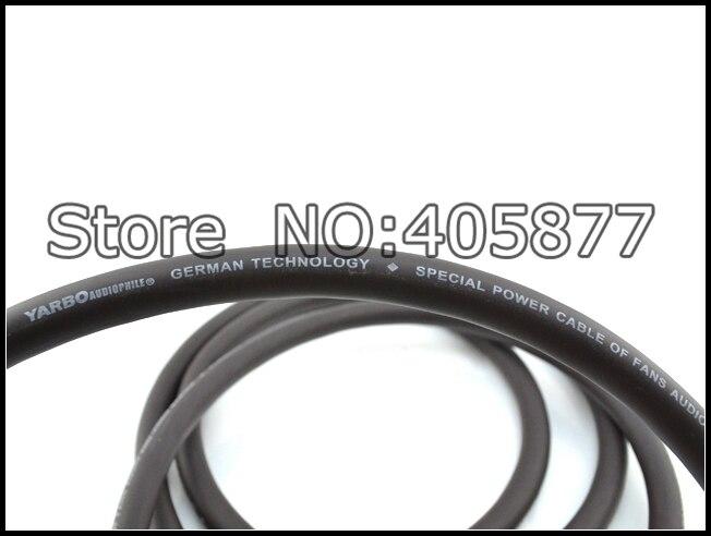 купить 5M Yarbo SP-8000PW (Flat Copper Telfon) Audiophile Power Cable по цене 18359.33 рублей