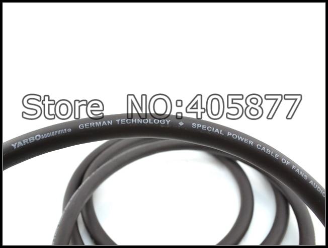 Câble d'alimentation Audiophile 5 M Yarbo SP-8000PW (câble plat en cuivre Telfon)