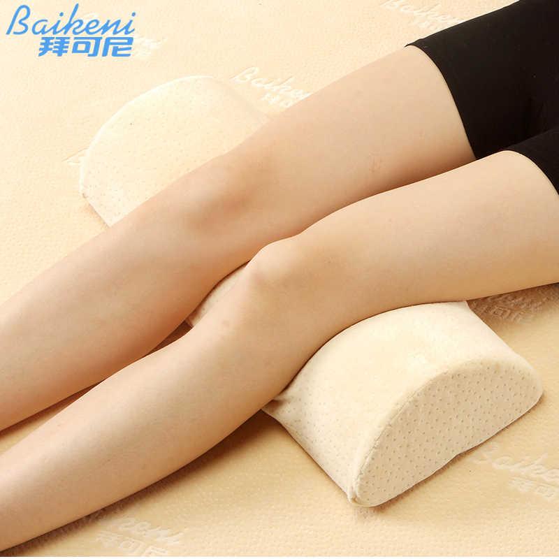 Pregnancy Bantal untuk Wanita Lutut Kaki Bantal Ingatan Busa Bantalan Belakang Penyangga Guling Yoga Coussin Sleeping Tempat Tidur Bantal Almofada