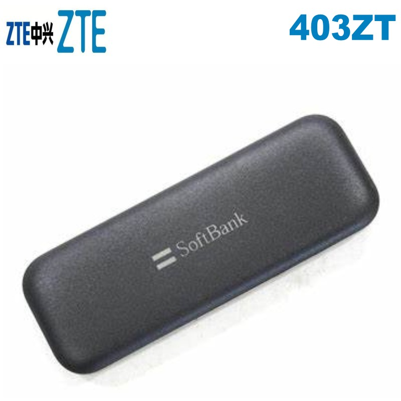 ZTE Softbank 403ZT 4G LTE USB Dongle Cat6 300Mbps USB Modem 4G Mobile Broadband 4G USB MODEM Free Shipping image