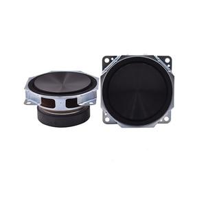 Image 3 - Tenghong 2 pièces 3 pouces haut parleur 8Ohm 40W gamme complète haut parleur unité aigus Mediant basse haut parleur milieu de gamme voiture haut parleur klaxon bricolage