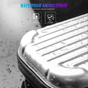 Image 3 - PC Hard Shell Handtasche Für Nintend Schalter Lagerung Fall Wasserdichte Tragbare Schutz Tasche Abdeckung Für Nintendo Schalter Konsole NS