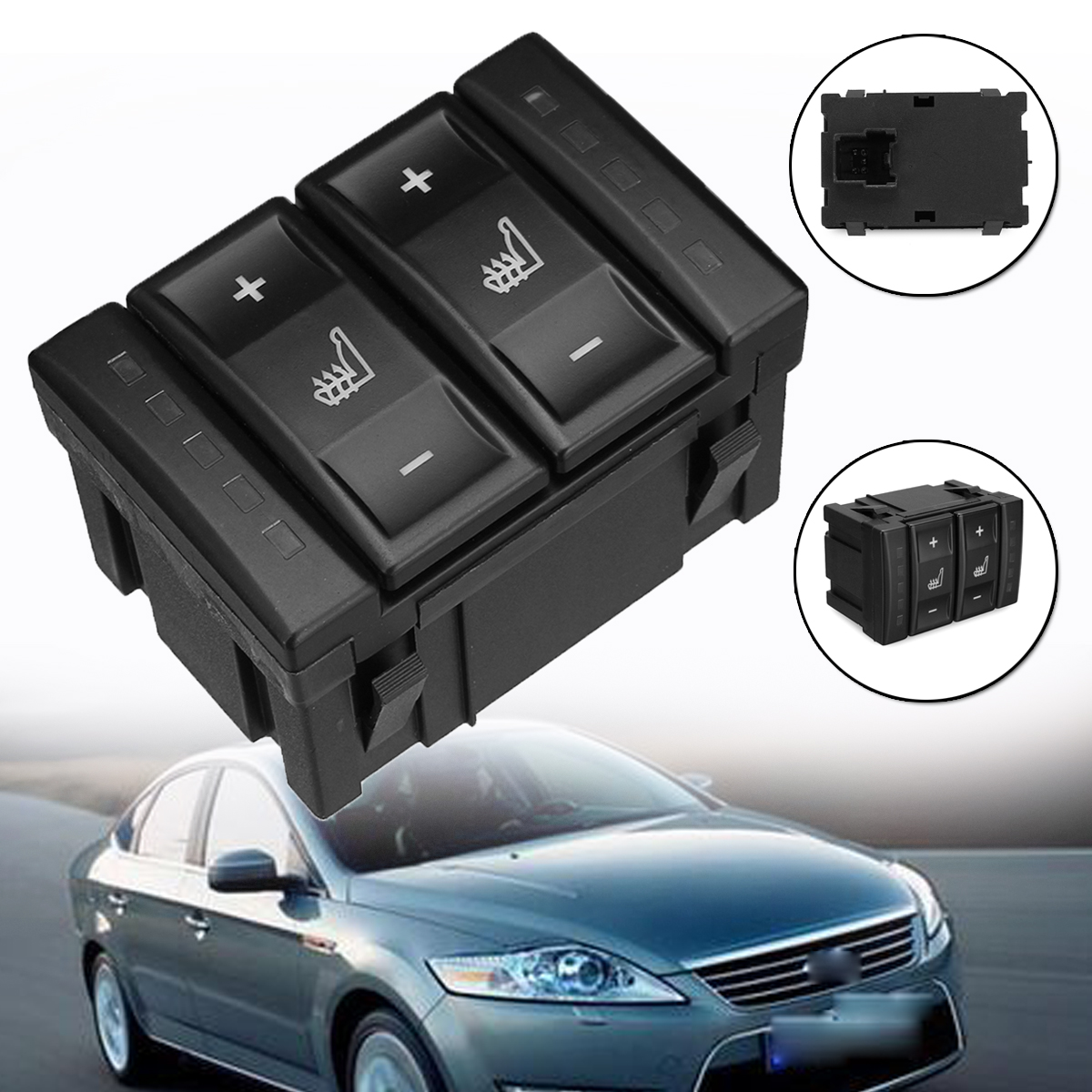 New Car Seat Heating Button Heated Switch Control Seat