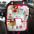 De dibujos animados bebé bolsas de pañales para la mamá bebé viajes Nappy bolsos viajan bolso del organizador del asiento de coche de bebé del asiento bolsa almacenamiento bolso colgante