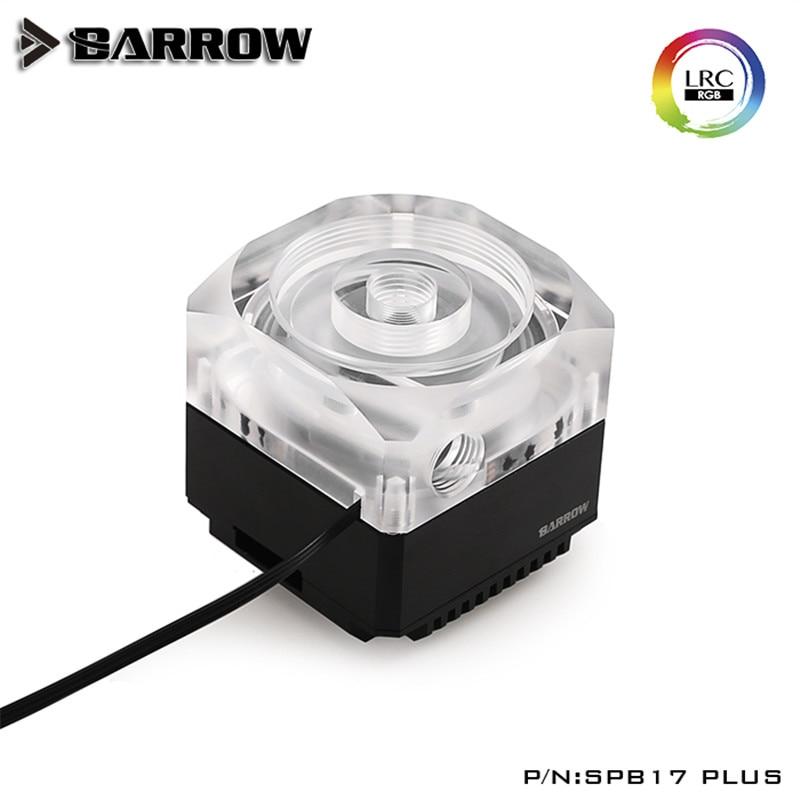 Barrow 17W DDC Pump Kit PLUS Version PWM control speed Reservoir Optional Type LRC2 0 5V