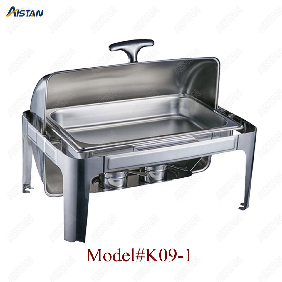 K09-1 9L stainless steel commercial chafing dish/buffet for hotel and restaurant 1