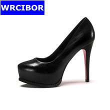 woman font b shoes b font fashion women pumps font b red b font font b