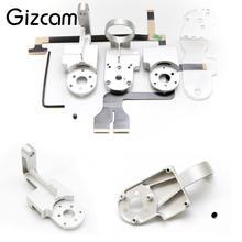 Gizcam высокое качество рыскания ARM ленточный кабель комплект винт Gimbal ремонт DJI Phantom 3 Стандартный беспилотный вертолет Запчасти Интимные аксессуары