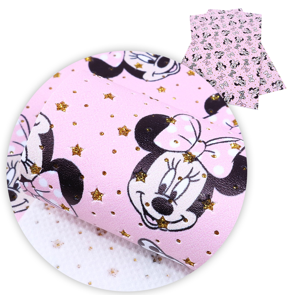 Back To Search Resultshome & Garden Apparel Sewing & Fabric Hot Sale New 20*34cm Animal Printed Glitter Star Synthetic Leather Patchwork For Hair Bow Bags Phone Cover Diy Projects,1yc5965 Attractive Appearance