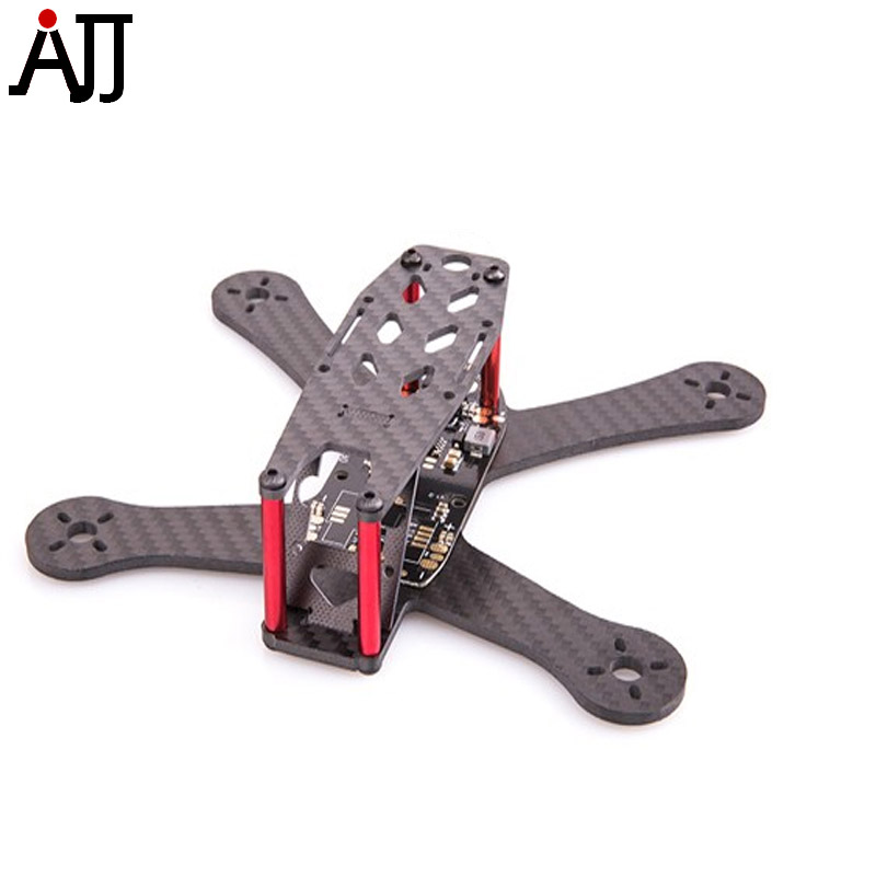 BeeRotor Ultra 170 FPV Racing Quadcopter Carbon Fiber Frame with PDB Board Ultra 170