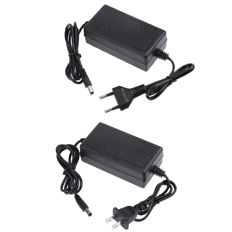 ALLOYSEED <font><b>48V</b></font> 1.25A DC5.5x2.1 Power Supply Adapter Charger Converter <font><b>Adaptor</b></font> for 360POE TP-link POE Switch image
