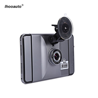 New 7 Inch Gps Navigation Car PC GPS Navigator WIFI AVIN Bluetooth Camera DVR HD 800x480