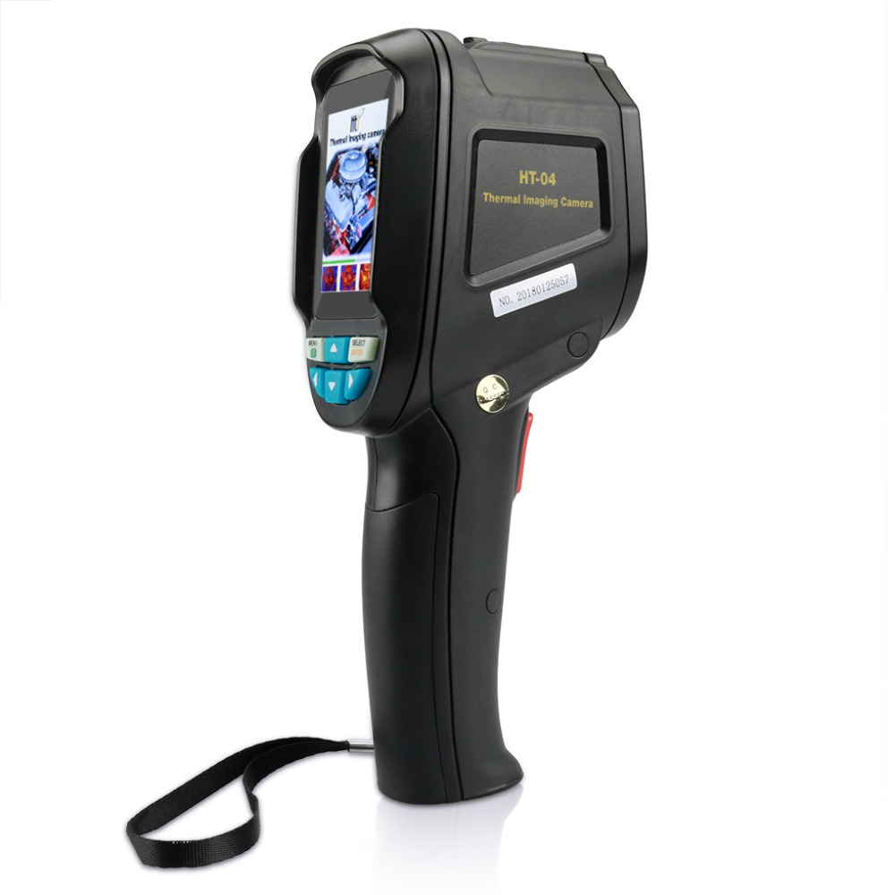 2018 New Realeased Infrared Thermometer Handheld Thermal