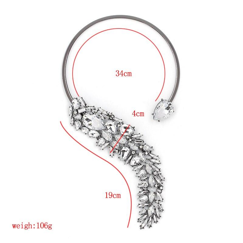 cb3946e9313f LAKONE Teen Wolf Head vikingo Collar gargantilla joyería India moda  accesorios Collar brazalete hombres mujeres 2019