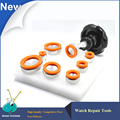 Universal Watches Back Case Opener,16/20/23/26/30/34/40/45 8 size Rubber Suction Type Watch Back Opener,watch tools
