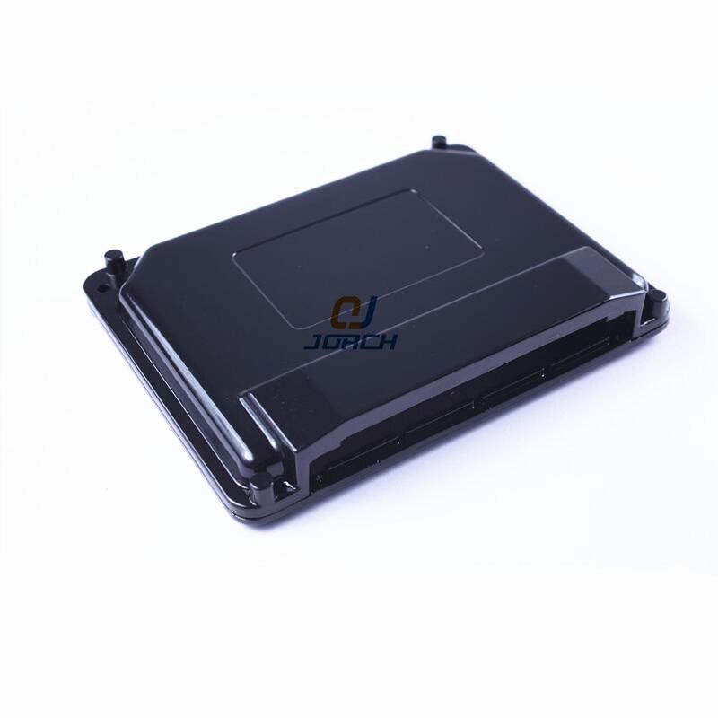 1set 37pin ECU aluminum enclosure automotive controller control box with 37p male female ecu connector 1set 80pin ecu aluminum enclosure box with molex 32 48 pin molex pcb male female ecu automotive connector