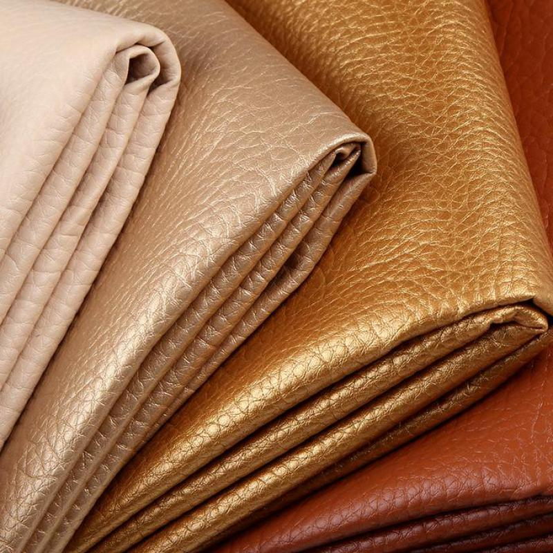 50x138cm Pu Synthetic Leather Material Leather Upholstery Fabric For Car Seat Tissu Simili Cuir
