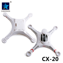 Cheerson CX-20 RC Drone Shell Quadcopter Drone Cover CX-20 Spare Parts Upper Cover Body