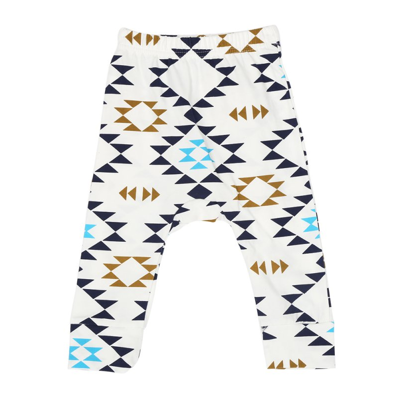 New Style Kids Casual Leggings Harem Trousers PP Pants Baby Boys Girls Animal Pattern Loose Pants
