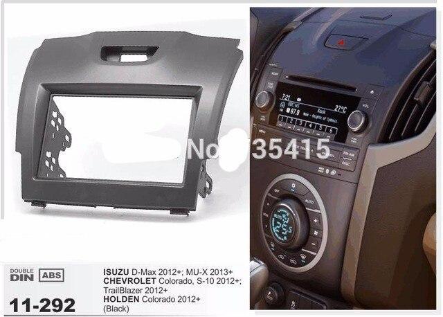 11 292 Car Radio Frame Fascia For Isuzu D Maxchevrolet Trailblazer