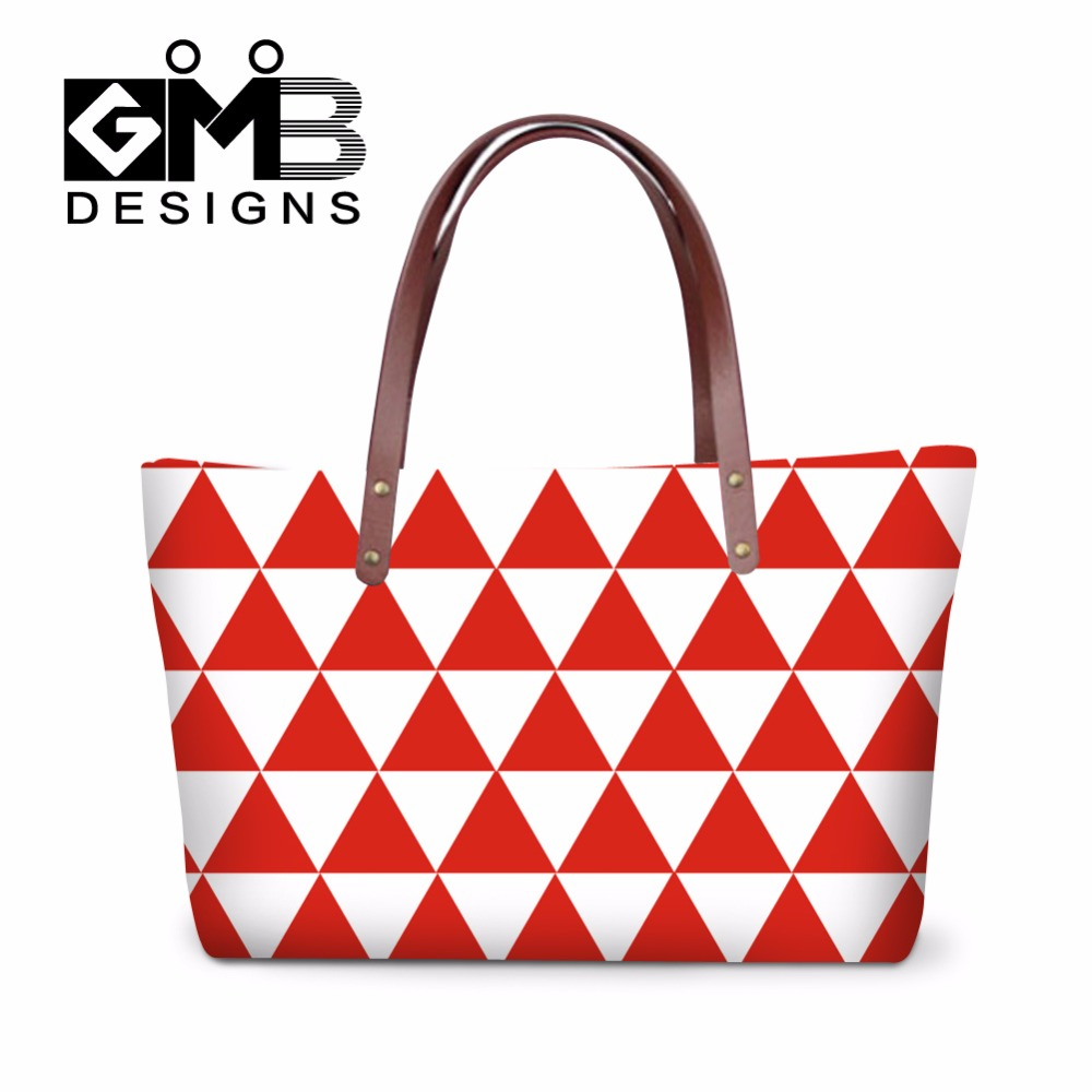 Tote bag drawing - Aliexpress Com Buy Geometric Drawing Designer Handbags For Ladies Teens Girl Bag Bags Handbags Women Famous Brands Fashionable Large Tote Bag Girly From