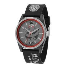 2016 nueva Catoon Marca de reloj de pulsera Famosos Deportes Diseño Hombres Del Reloj Del Deporte A Prueba de agua Banda de Silicona