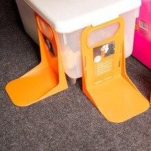 Многофункциональная автомобильная Задняя Авто стойка для багажника, неподвижная стойка, держатель для багажа, коробка для багажа, подставка, устойчивый к тряске, органайзер, забор, хранилище, держатель