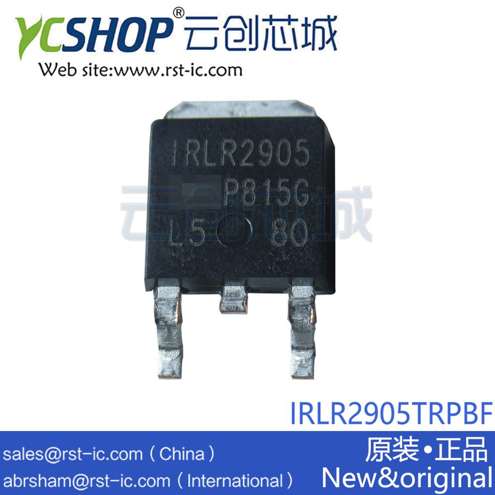 IRLR2905TRPBF IRLR2905 TO-252 MOSFET 36A 55V 1N-CH HEXFET 27mOhms 32nC
