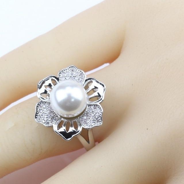 Silver 925 Bridal Wedding...
