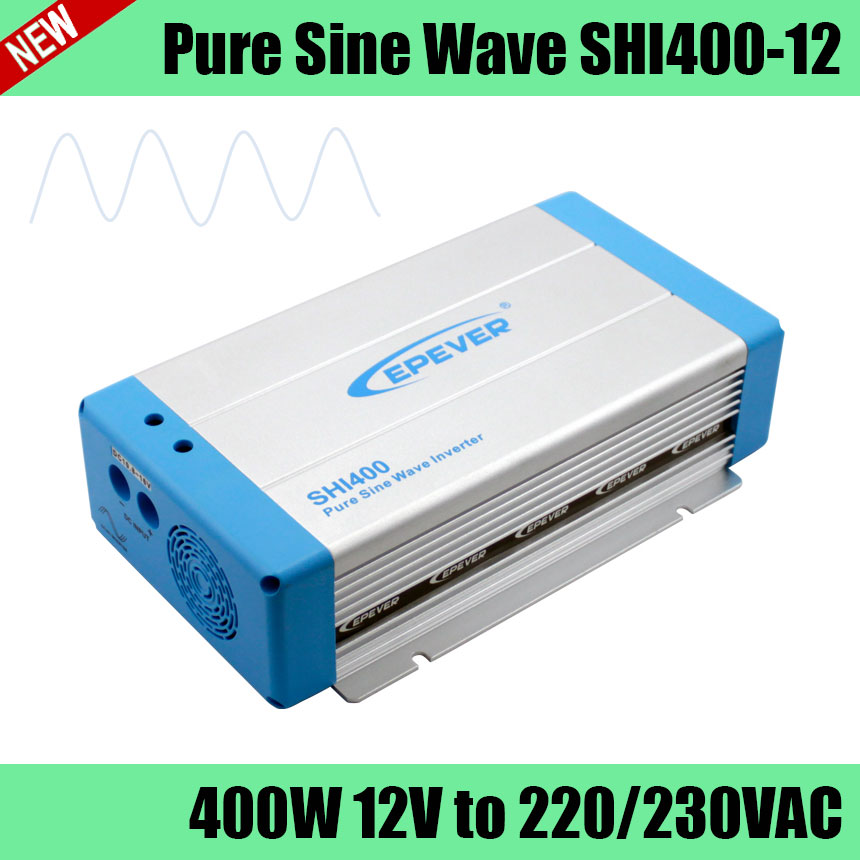 SHI400-12 12V 400W pure sine wave full power inverter for using household appliances, solar photovoltaic power system блуза mango блуза
