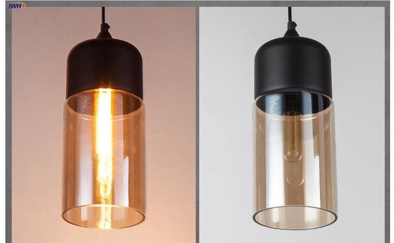 luminárias sala de jantar bar café hanglamp