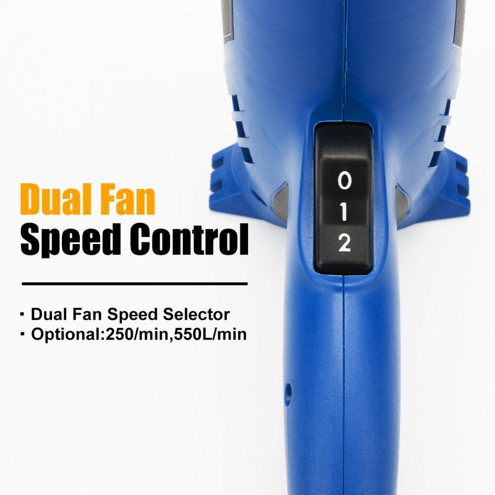 Dual Fan Speed Control