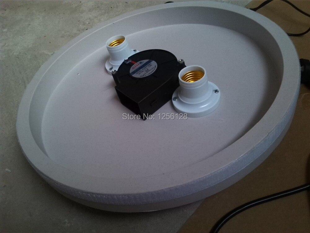 Ventilateur décoratif gonflable de Base de ventilateur de la publicité 14 watts CE UL, comme pour les articles debout gonflables moins de 2.5 m de hauteur