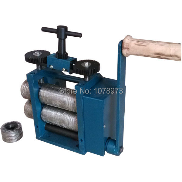 jewelry rolling mill instructions