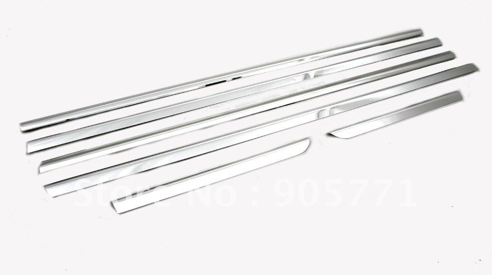 High Quality Chrome Side Window Trim for Mercedes-Benz GLK-Class free shipping high quality chrome side lower edge window trim for ford focus mk3 sedan 12 13 free shipping