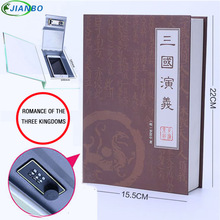 Security Simulation Dictionary Book Case For Home Secret Cash Money Jewelry Locker Hidden Safe Box Durable Digital Password